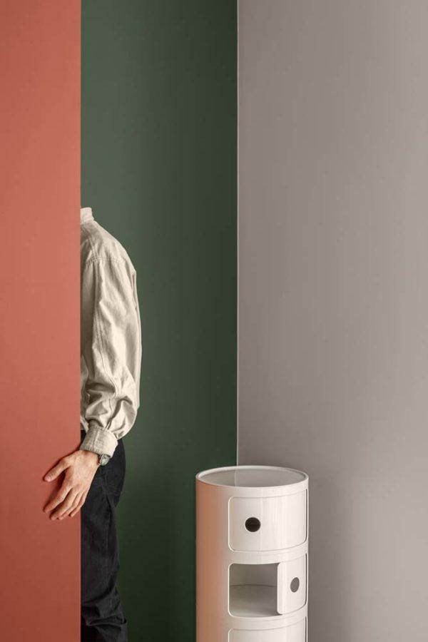 Дизайн интерьера апартаментов «Blue Terracotta» by Rina Lovko Studio - фото 34