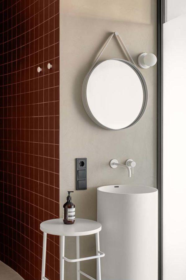 Дизайн интерьера апартаментов «Blue Terracotta» by Rina Lovko Studio - фото 38