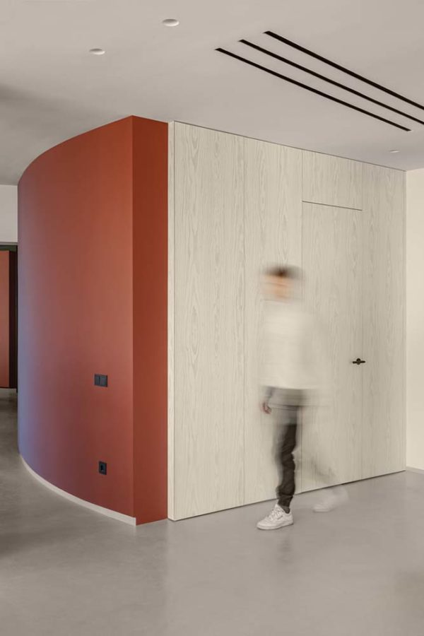 Дизайн интерьера апартаментов «Blue Terracotta» by Rina Lovko Studio - фото 39