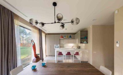 Интерьер дома коллекционера в стиле контемпорари by TSEH - фото 4