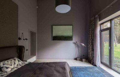 Интерьер дома коллекционера в стиле контемпорари by TSEH - фото 6