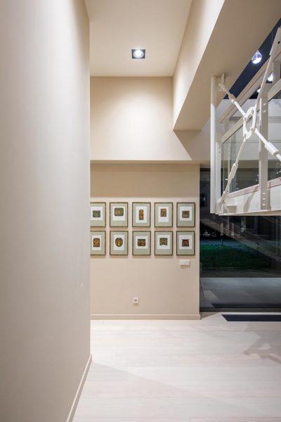 Интерьер дома коллекционера в стиле контемпорари by TSEH - фото 14