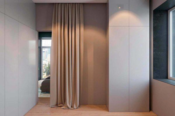 """Дизайн интерьера трехкомнатной квартиры эклектика: классика + лофт """"Patrick"""" by ZOOI - фото 20"""