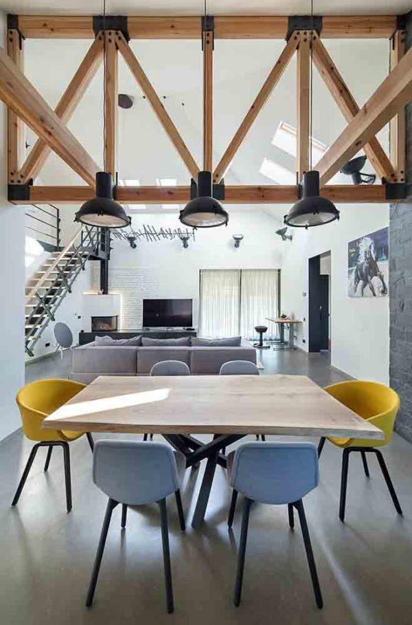 Реконструкция и дизайн интерьера дома в минималистическом стиле by TSEH - фото 6