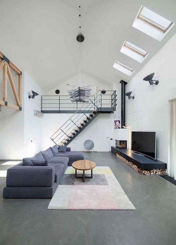 Реконструкция и дизайн интерьера дома в минималистическом стиле by TSEH - фото 7