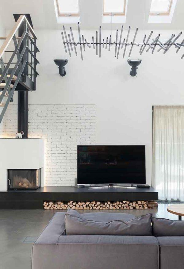 Реконструкция и дизайн интерьера дома в минималистическом стиле by TSEH - фото 8