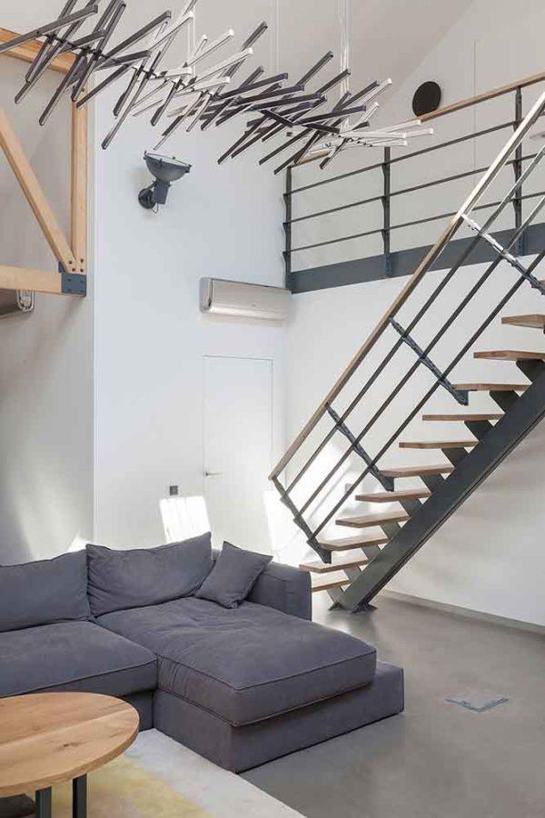 Реконструкция и дизайн интерьера дома в минималистическом стиле by TSEH - фото 9
