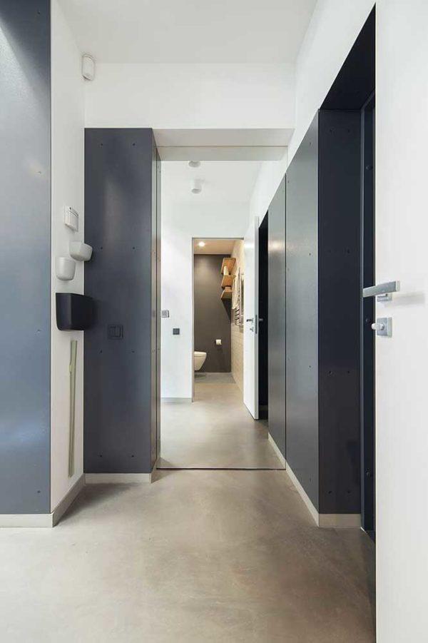 Реконструкция и дизайн интерьера дома в минималистическом стиле by TSEH - фото 10