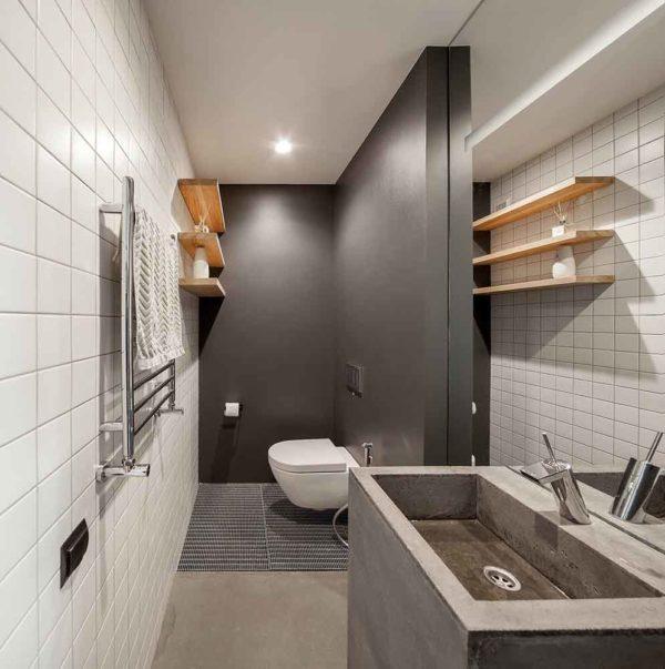 Реконструкция и дизайн интерьера дома в минималистическом стиле by TSEH - фото 11