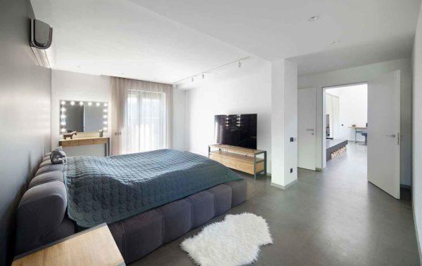 Реконструкция и дизайн интерьера дома в минималистическом стиле by TSEH - фото 12