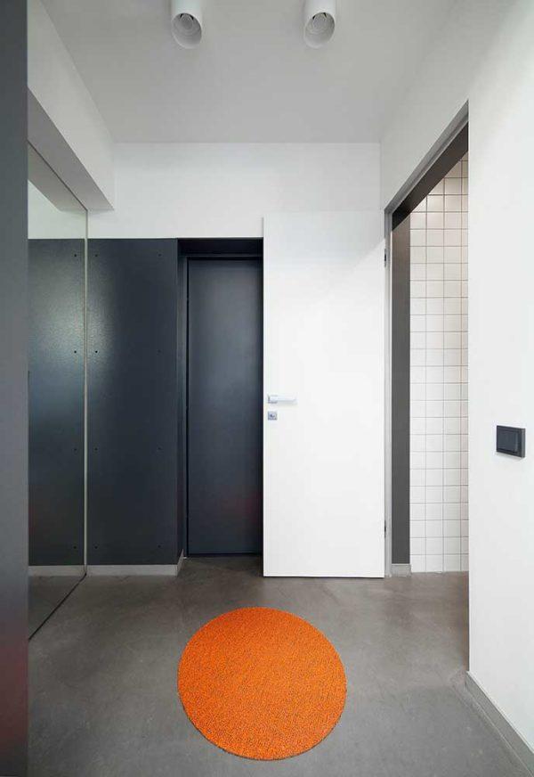 Реконструкция и дизайн интерьера дома в минималистическом стиле by TSEH - фото 13