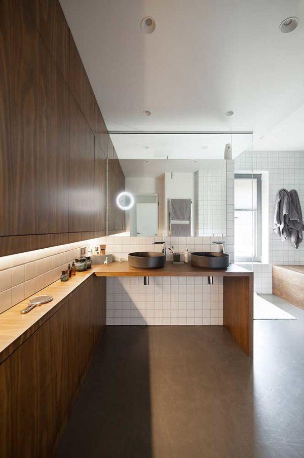 Реконструкция и дизайн интерьера дома в минималистическом стиле by TSEH - фото 16