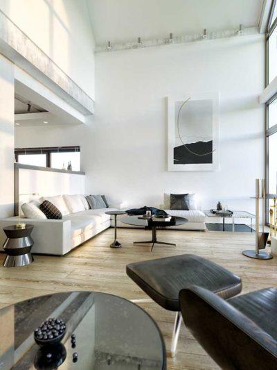"""Дизайн интерьера дома в коттеджном городке """"Балатон"""" by ARCHEVISTA DESIGN - фото 3"""