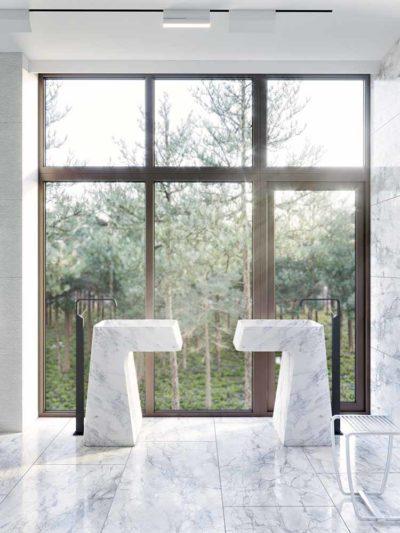 """Дизайн интерьера дома в коттеджном городке """"Балатон"""" by ARCHEVISTA DESIGN - фото 13"""