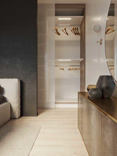 """Дизайн интерьера дома в коттеджном городке """"Балатон"""" by ARCHEVISTA DESIGN - фото 17"""