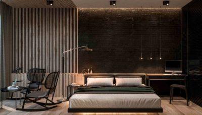"Дизайн интерьера двухкомнатной квартиры в стиле лофт ""Cactus"" by ZOOI - фото 9"