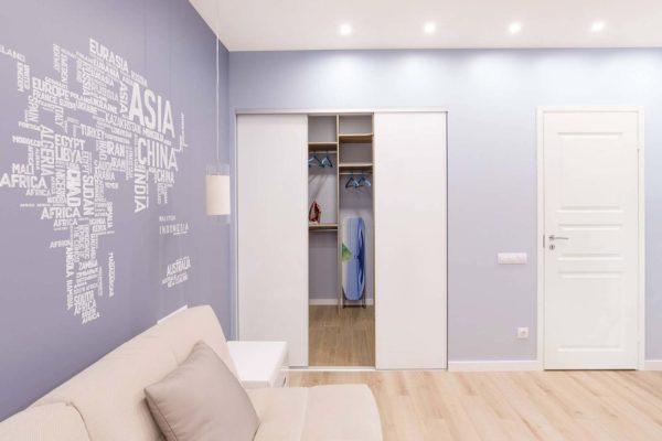 Дизайн интерьера однокомнатной квартиры «Легкий лофт в ЖК Лыбидь-2» by Leviartes - фото 3