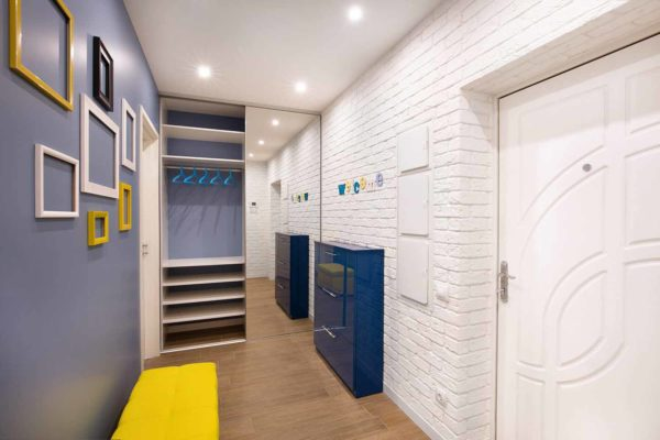 Дизайн интерьера однокомнатной квартиры «Легкий лофт в ЖК Лыбидь-2» by Leviartes - фото 9