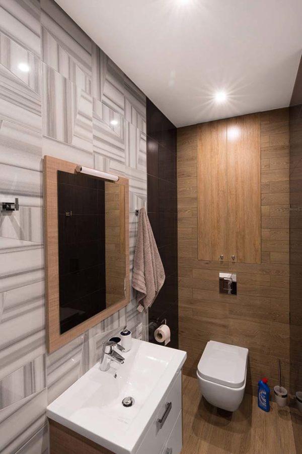Дизайн интерьера однокомнатной квартиры «Легкий лофт в ЖК Лыбидь-2» by Leviartes - фото 10
