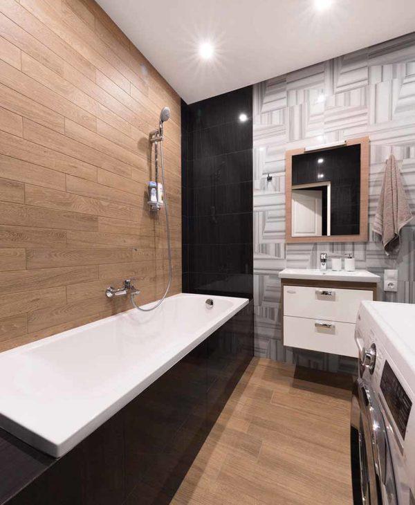 Дизайн интерьера однокомнатной квартиры «Легкий лофт в ЖК Лыбидь-2» by Leviartes - фото 11