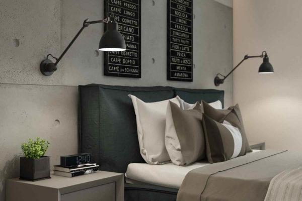 """Дизайн интерьера трехкомнатной квартиры """"Modern in ЖК Новая Англия"""" by Fialkovskiy - фото 12"""
