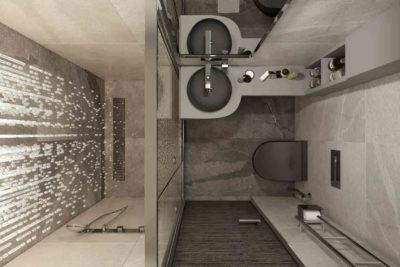 """Дизайн интерьера трехкомнатной квартиры """"Modern in ЖК Новая Англия"""" by Fialkovskiy - фото 20"""