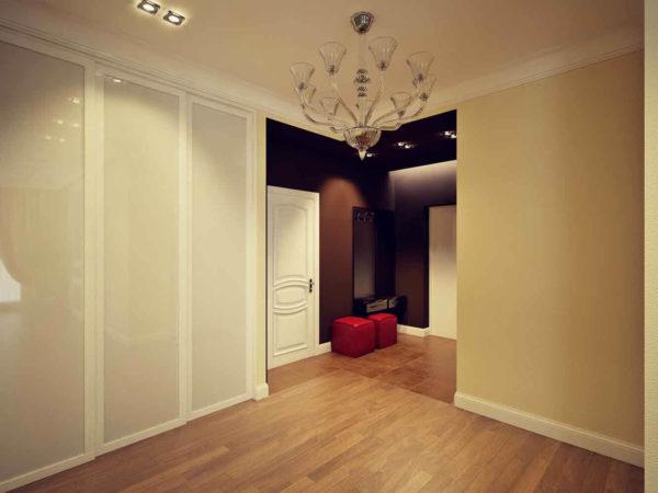 """Дизайн интерьера двухкомнатной квартиры """"Прованс в ЖК Изумрудный"""" by Lavreniuk - фото 6"""