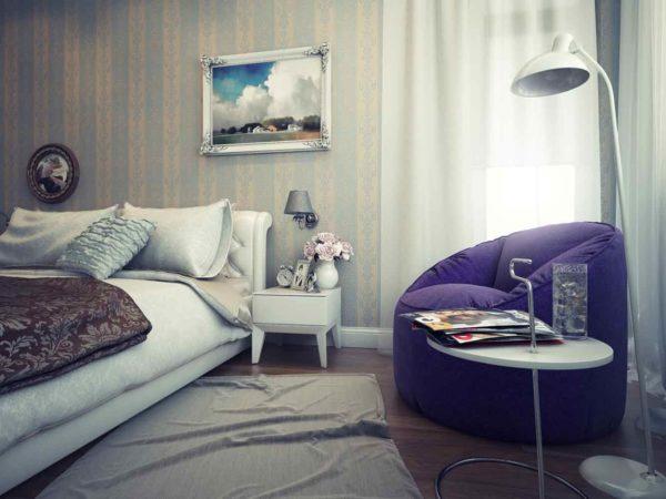 """Дизайн интерьера двухкомнатной квартиры """"Прованс в ЖК Изумрудный"""" by Lavreniuk - фото 11"""