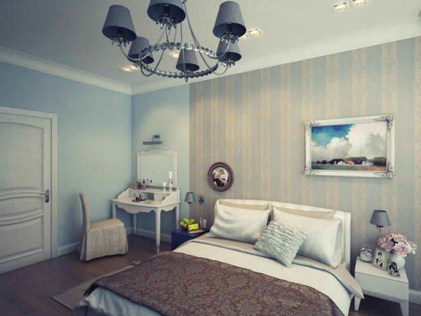 """Дизайн интерьера двухкомнатной квартиры """"Прованс в ЖК Изумрудный"""" by Lavreniuk - фото 12"""