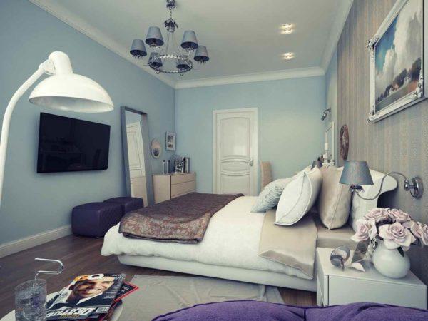 """Дизайн интерьера двухкомнатной квартиры """"Прованс в ЖК Изумрудный"""" by Lavreniuk - фото 15"""