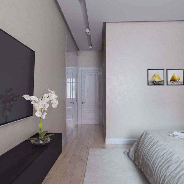 Дизайн интерьера четырехкомнатной квартиры в дуете классики и модерна by Elitehouse - фото 9