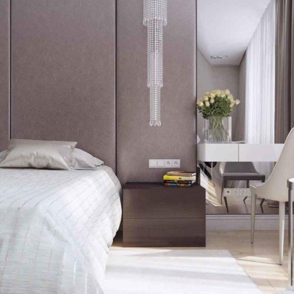 Дизайн интерьера четырехкомнатной квартиры в дуете классики и модерна by Elitehouse - фото 11