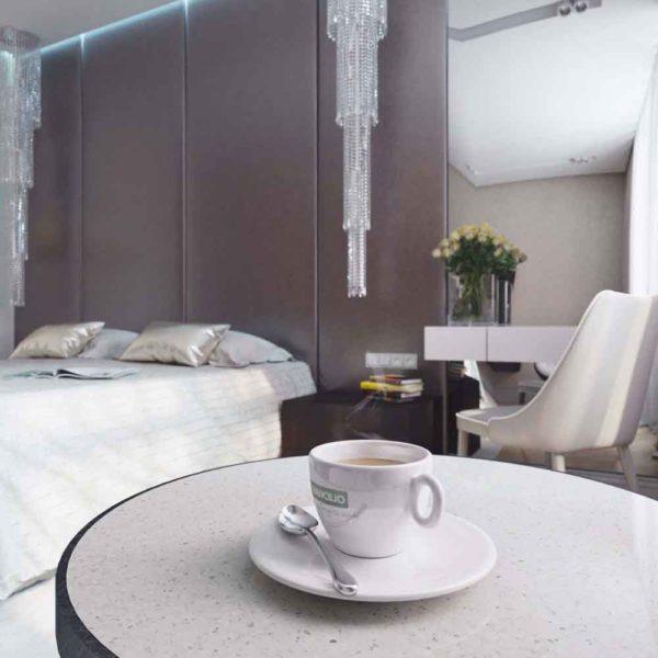 Дизайн интерьера четырехкомнатной квартиры в дуете классики и модерна by Elitehouse - фото 12