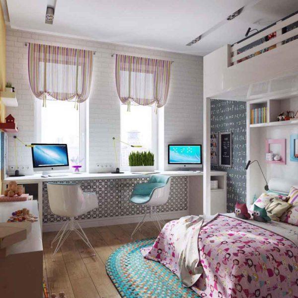 Дизайн интерьера четырехкомнатной квартиры в дуете классики и модерна by Elitehouse - фото 18