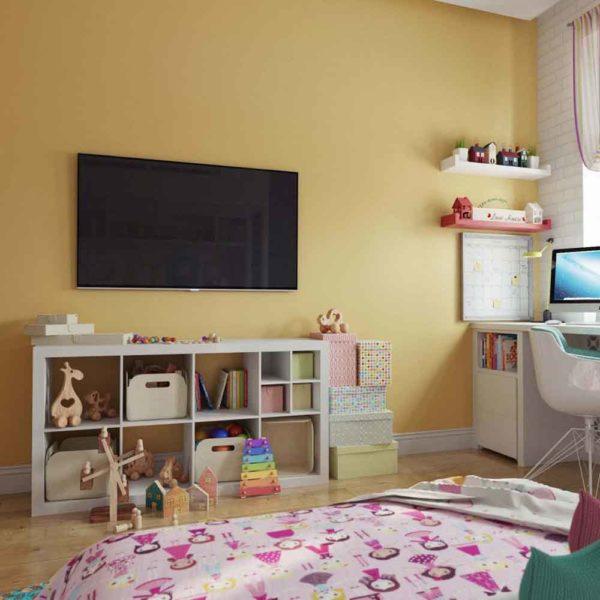 Дизайн интерьера четырехкомнатной квартиры в дуете классики и модерна by Elitehouse - фото 19