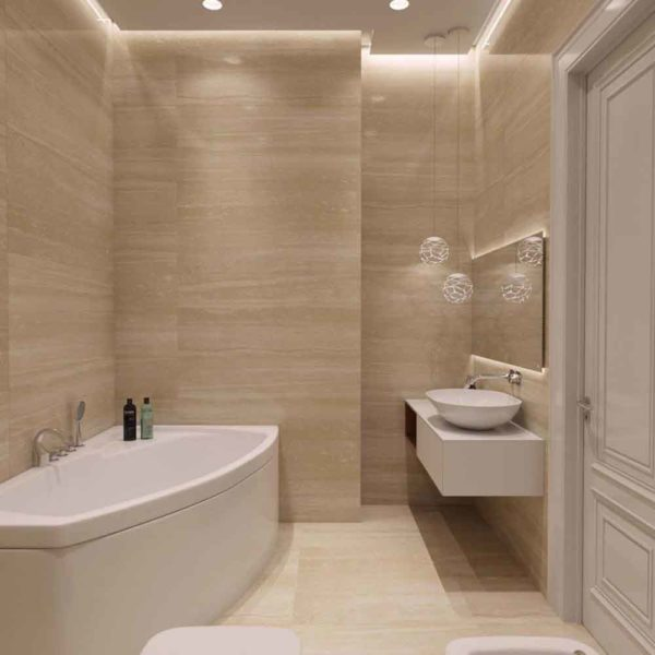 Дизайн интерьера четырехкомнатной квартиры в дуете классики и модерна by Elitehouse - фото 24