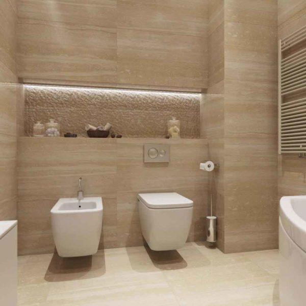 Дизайн интерьера четырехкомнатной квартиры в дуете классики и модерна by Elitehouse - фото 25