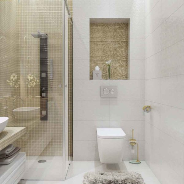 Дизайн интерьера четырехкомнатной квартиры в дуете классики и модерна by Elitehouse - фото 28