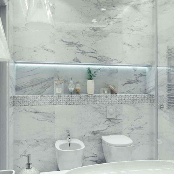 Дизайн интерьера четырехкомнатной квартиры в дуете классики и модерна by Elitehouse - фото 31