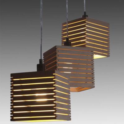 Дизайнерские светильники необычной формы