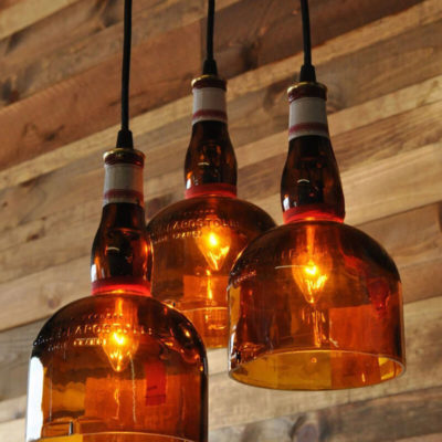 Оригинальные светильники на потолок