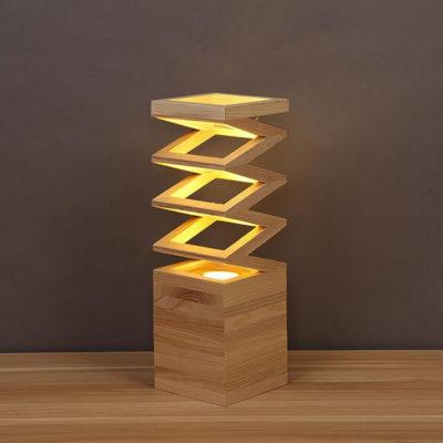 Светильник с необычной формой