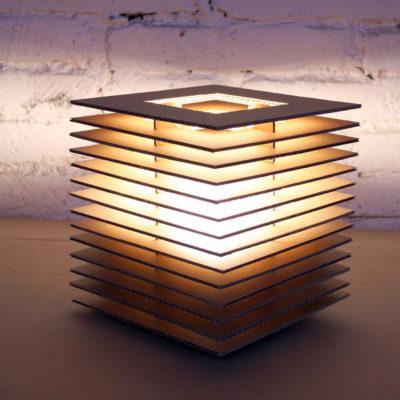 Дизайнерский светильник для интерьера в стиле лофт