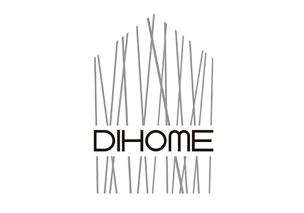 dihome logo - Дизайн интерьера 1-комн.кв. «BRIGHT MOOD» by DIHOME