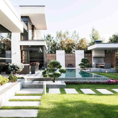 Дизайн дорожек во дворе дома на любой вкус - фото 1
