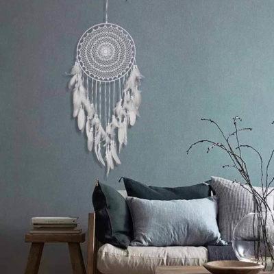 Ловцы снов, как декор: добавьте интерьеру магии! - фото 7