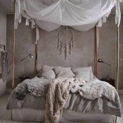 Ловцы снов, как декор: добавьте интерьеру магии! - фото 22