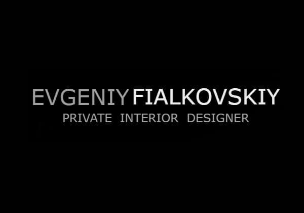 "flialkovskiy logo - Дизайн интерьера трехкомнатной квартиры ""Modern in ЖК Новая Англия"" by Fialkovskiy"