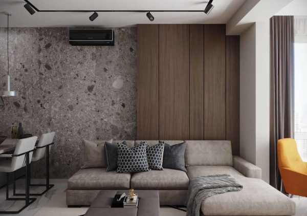 Дизайн интерьера 1-комн.кв. «Современность в ЖК Henesi House»  by NS INTERIOR DESIGN - фото 5