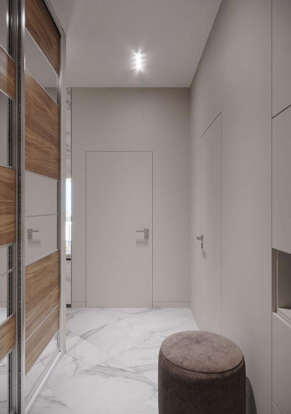 Дизайн интерьера 1-комн.кв. «Современность в ЖК Henesi House»  by NS INTERIOR DESIGN - фото 8